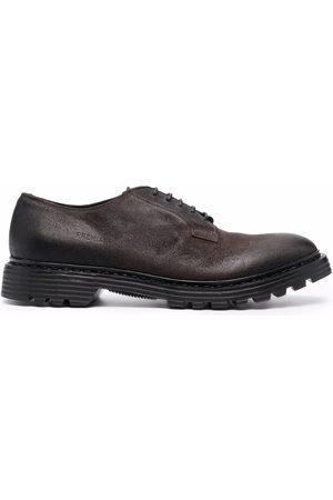 Premiata Herren Schnürschuhe - Leather lace-up shoes