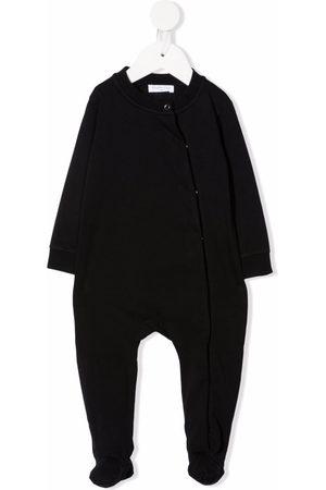 Studio Clay Round-neck organic cotton pajamas