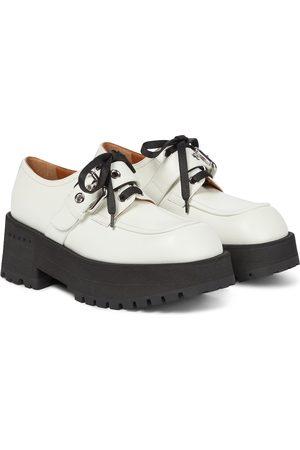 Marni Loafers aus Leder