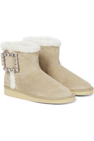 Roger Vivier Ankle Boots Winter Viv' Strass
