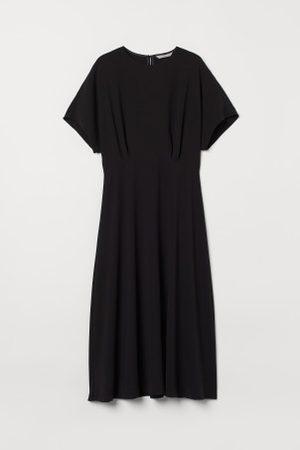 H&M Damen Midikleider - Wadenlanges Kleid