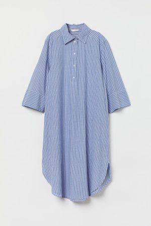 H&M Kleid mit Trompetenärmeln