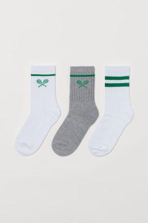 H&M 3er-Pack Socken