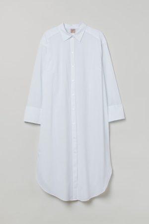 H&M Damen Freizeitkleider - + Blusenkleid