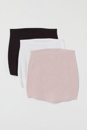 H&M Damen Bauchbänder - MAMA 3er-Pack Bauchbänder