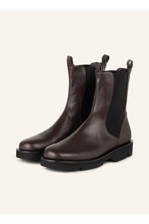 Pomme D´Or Damen Stiefeletten - Plateau-Boots