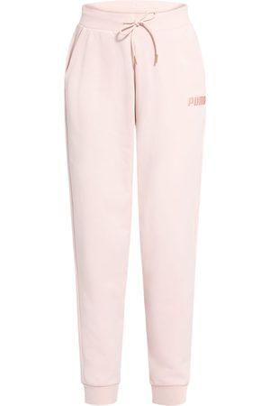 PUMA Damen Capris - 7/8-Sweatpants Her rosa