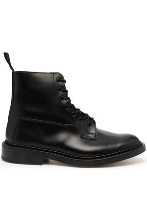 TRICKERS Lace-up leather boots