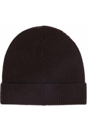 TAGLIATORE Herren Hüte - Ribbed-knit beanie