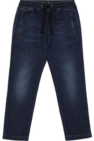Dolce & Gabbana Jeans aus einem Stretch-Baumwollgemisch