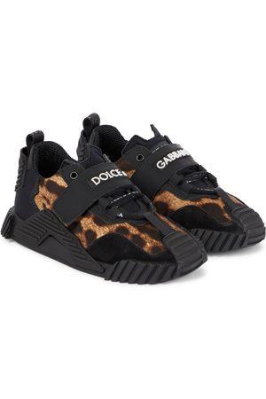 Dolce & Gabbana Sneakers NS 1 aus Leder
