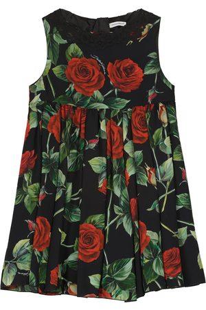 Dolce & Gabbana Bedrucktes Kleid