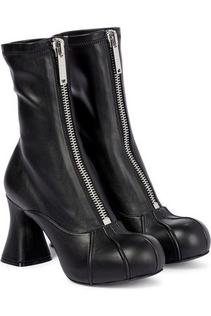 Stella McCartney Ankle Boots Groove Stretch