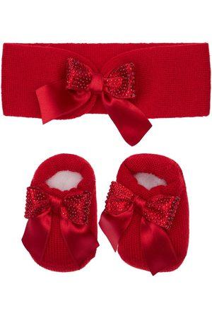La Perla Damen Stirnbänder - Stirnband Und Socken Aus Wollmischung