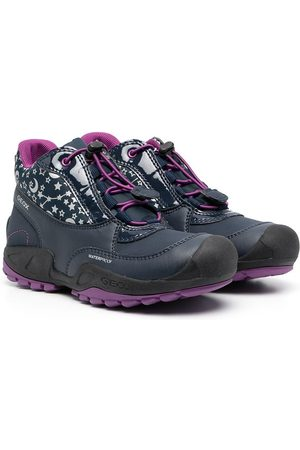 Geox Star-print ankle-length boots