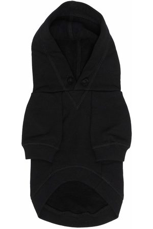 Dsquared2 Sweatshirts - Logo-print cotton hoodie