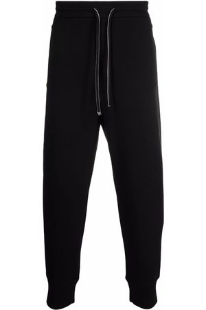 Emporio Armani Herren Jogginghosen - Drawstring-waist track pants