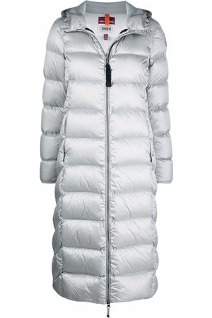 Parajumpers Hooded zip-up padded coat