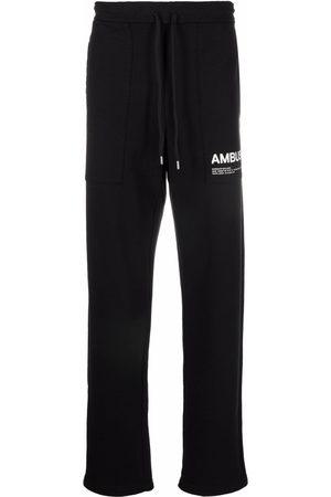 AMBUSH Herren Jogginghosen - Logo-print track pants