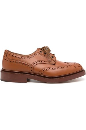 TRICKERS Herren Schnürschuhe - Lace-up leather brogues