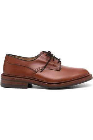 TRICKERS Lace-up leather shoes