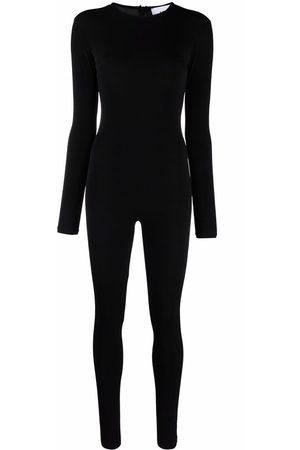 Atu Body Couture Round neck jumpsuit