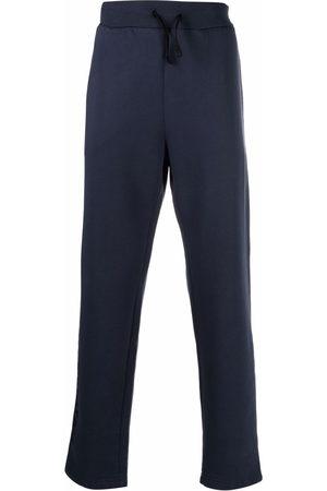1017 ALYX 9SM Drawstring-waist cotton-blend track trousers