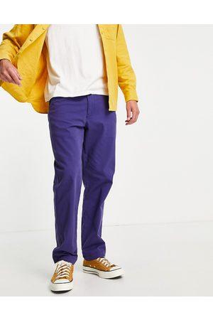 Levi's Herren Chinos - Levi's XX EZ chino twill trousers in blue