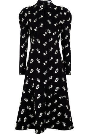Erdem Besticktes Kleid Tillie