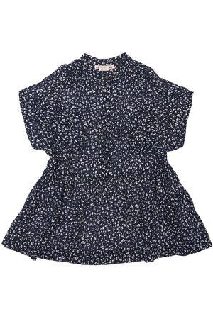 BONPOINT Kleid Aus Bedruckter Viskose