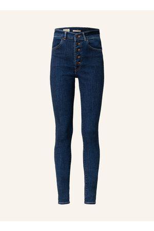 Levi's Damen Skinny - Skinny Jeans Fantastic