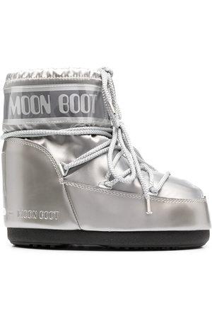 Moon Boot Damen Snowboots - Monaco metallic s