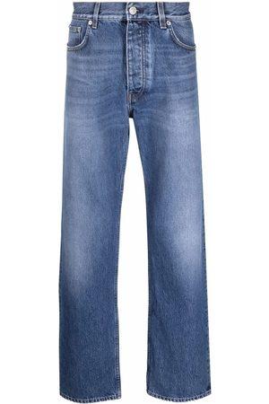 Sunflower Mid-rise straight leg jeans