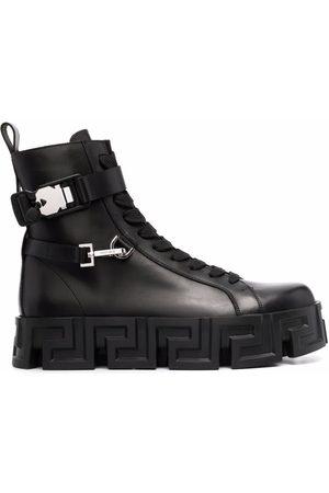 VERSACE Herren Stiefel - Greca-sole ankle boots