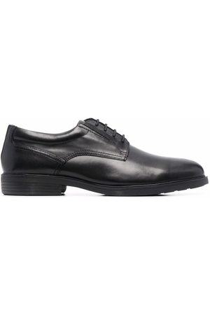 Geox Lace-up leather shoes