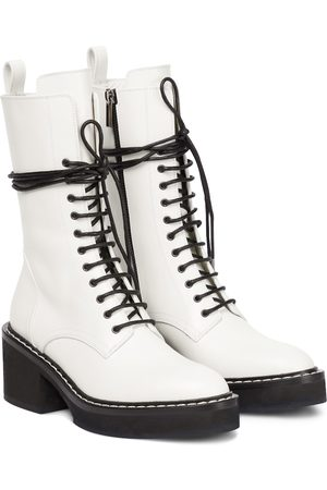Khaite Ankle Boots Cody aus Leder