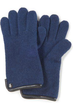 Roeckl Handschuh aus gewalkter Schurwolle