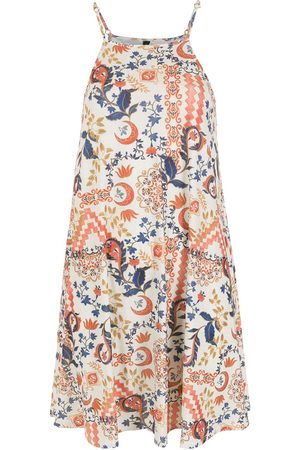 Lygia & Nanny Isis tile-print dress