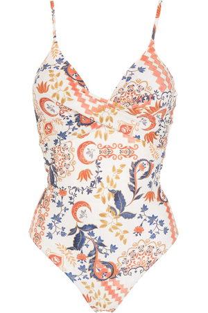 Lygia & Nanny Damen Badeanzüge - Bianca graphic-print swimsuit