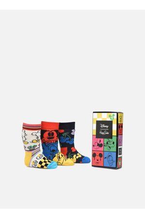 Happy Socks Mädchen Strumpfhosen - 3-Pack Kids Disney Gift Set by