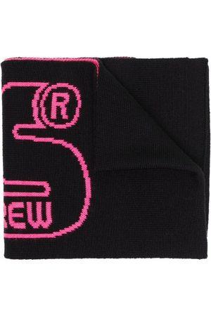 GCDS Logo scarf