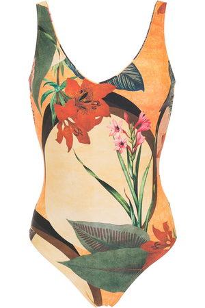 Lygia & Nanny Damen Badeanzüge - Layla floral-print swimsuit