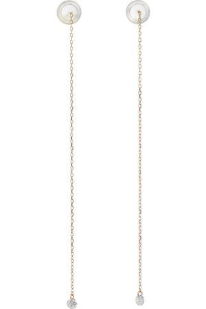 PERSÉE Ohrringe Danae aus 18kt Gelbgold mit Diamanten