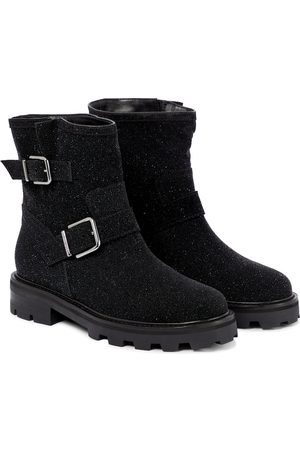Jimmy Choo Ankle Boots Youth II