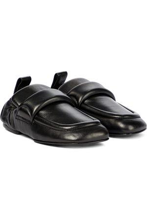 DRIES VAN NOTEN Loafers aus Leder