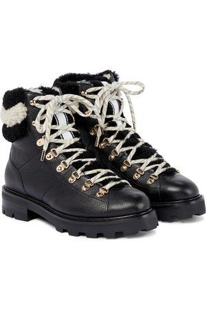 Jimmy Choo Ankle Boots Eshe aus Leder