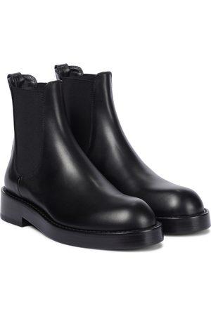 ANN DEMEULEMEESTER Damen Stiefeletten - Chelsea Boots Stef aus Leder