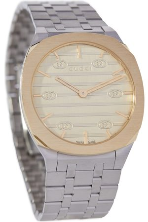 Gucci Damen Uhren - Uhr 25H aus Edelstahl