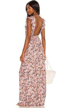 Maaji Ditsy Fortunata Long Dress in - . Size L (also in M, S).