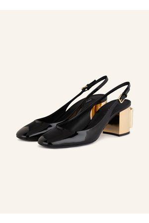 Dolce&Gabbana Slingpumps schwarz